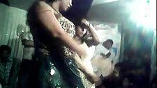 Telugu public exposing dance show