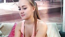Petite Teenager Innocent Step Sister Flashing 01