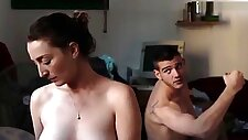 Hottest sex clip Creampie incredible watch show
