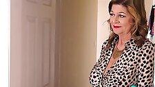 PornMegaLoad Brenda Douglas First On-Camera Hardcore With BBC