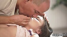 Daddy training Her Wet Dream