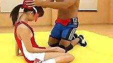 Schoolgirl Groped by Coach-cen.
