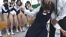 ایشیائی طالب علموں کو کلاس روم میں کر رہے ہیں part2