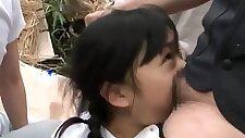 Japanese schoolgirl Deepthroat 04