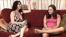 Lesbian Babysitters 4 Part 1