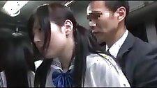 Japanese bus sex 4