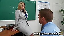 Sara Jay  Chris Johnson in My First Sex Teacher