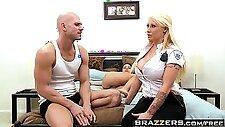 Brazzers - Big Tits In Uniform -  Rescue 9-Fu