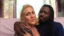 Horny granny does nasty big mamba black guy