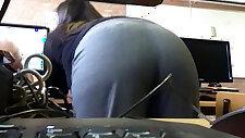 Phat ass teacher Elisabeth Sheik
